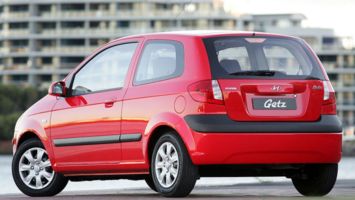 Cheap Auto Rental >> Hyundai Getz - Economy Rental Cars
