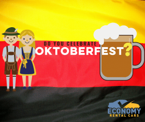We can't talk about October without talking Oktoberfest